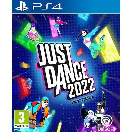 Just Dance 2022 PS4 Game